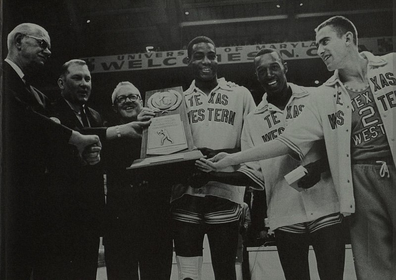 A March Miracle: The Texas Western Basketball Team
