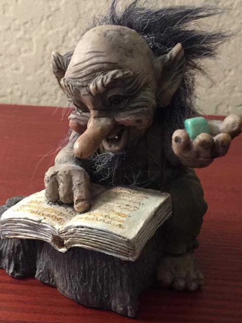 Myths And Legends: Icelandic Trolls