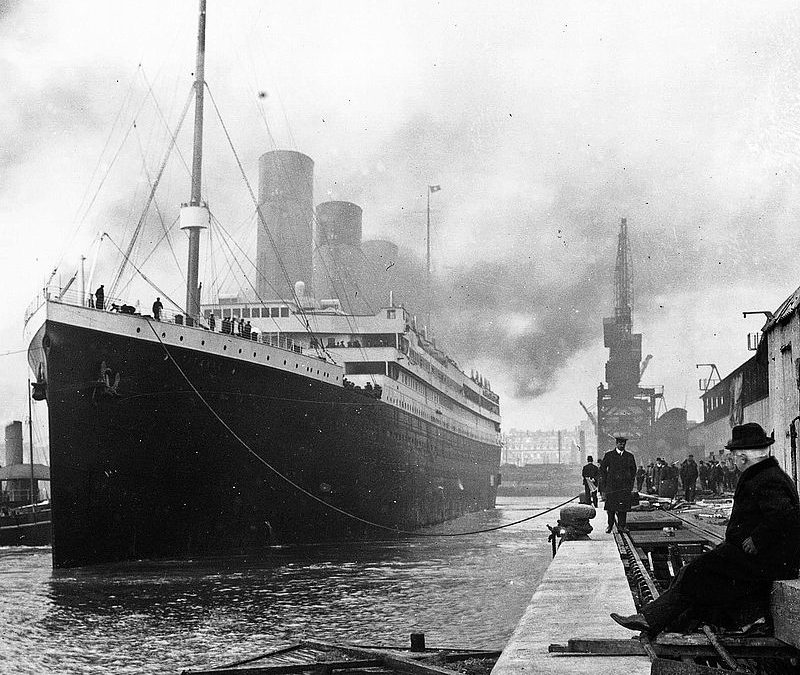 Will The TITANIC Really Sail Again?